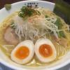 麺屋 ぜん - 料理写真:煮干し白湯830円(2016.04)