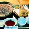そばの実 - 料理写真:「天付十割そば」(¥1,680税抜)