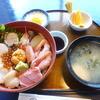 海石榴 - 料理写真:海石榴丼 2016.4月