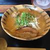 伝丸 - 料理写真:胡麻味噌ラーメン740円