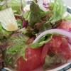 ブリランテ - 料理写真:サラダはセルフで。2016.4