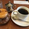 珈琲茶房 きんぐすとん - ドリンク写真:キリマンジャロの雪ブレンド@430円