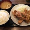 南蛮食堂 - 料理写真:和風鶏から揚げ定食