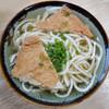 柳川 - 料理写真:きつねうどん