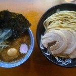 とみ田 - 特製つけ麺