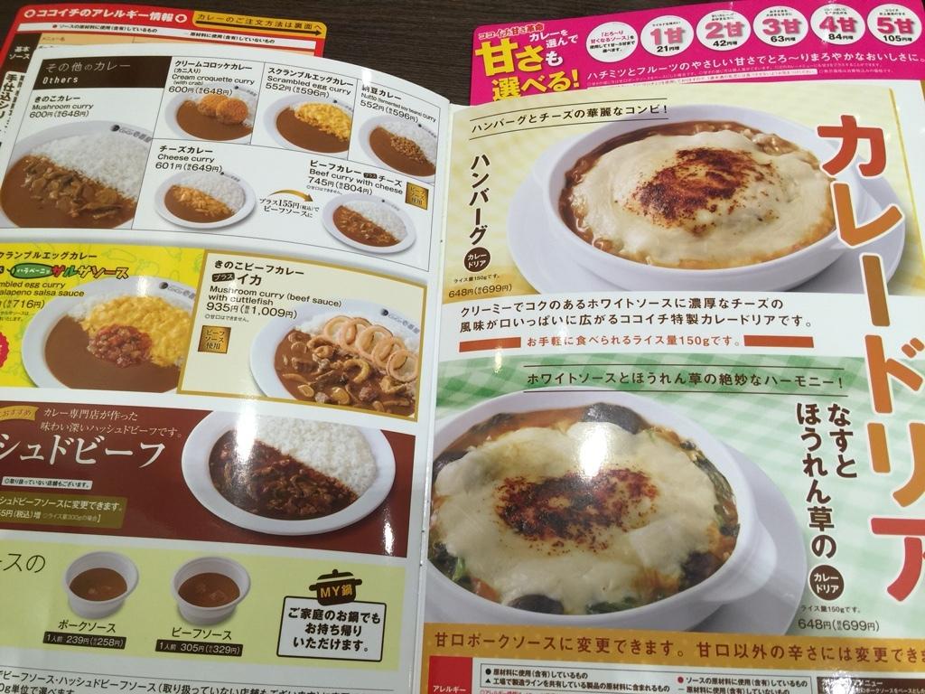 CoCo壱番屋 中区新栄店