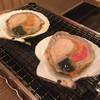 徳三丸 - 料理写真:お通しのホタテ