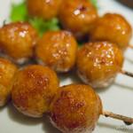 ウオツネ - 鶏つくね串【2016年1月】