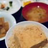 日本橋 お多幸本店 - 料理写真:とうめし定食【2016年1月】