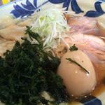 神田 磯野 - 磯野らー麺(全部のせ)