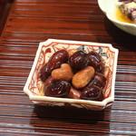 西麻布 き久ち - 黒豆