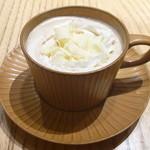 コテ カフェ - ホワイトカフェモカ