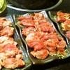 平和 - 料理写真:タンモト520円、豚サガリ550円、ジンギスカン520円