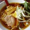ラーメン鈴夜 - 料理写真:醤油ラーメン650円!