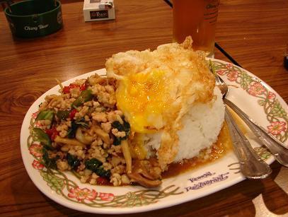 タイ国惣菜屋台料理 ゲウチャイ 成田