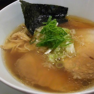 Tsurumen - 料理写真:中華そば