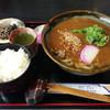 伊吹庵 - 料理写真:カレーうどん定食