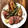 喃喃 - 料理写真:黒毛和牛ランプステーキ