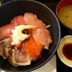 鮮集 - 料理写真:鮮集海鮮丼