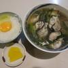 堀江やぶ - 料理写真:かきそばと小小玉