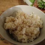 燕食堂 - 玄米UP