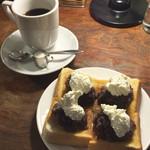 coffee shop KAKO  - 小倉モーニングセット