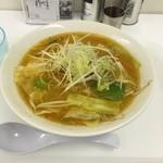 けやき - 味噌ラーメン900円