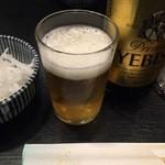 うな鐵 - ビールはもちろんエビス