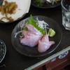アキバの酒場 - 料理写真:くろむつ刺し~☆