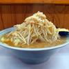 ラーメン だるま - 料理写真:大ぶた(全マシマシ、カラメ、2016年2月20日)