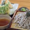 JA御殿場 そば処 - 料理写真:天ざるそば【2016年4月】