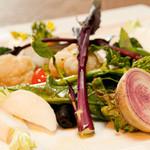 ランズ カマクラ - 鎌倉野菜のバーニャカウダ