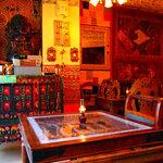 ダージリン - 本場インドの雰囲気を味わえます。