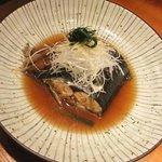 第二 いか天国 - 煮魚(鰆)