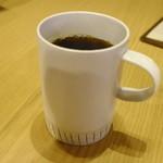 ファイダマ - 定食のコーヒー