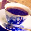 蔦珈琲店 - ドリンク写真:ネルドリップコーヒー