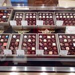 ルート・デュ・ショコラ - 大きな箱は8000円以上しました