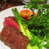 ひまわり食堂 - 料理写真:イタリア産ロバのロースト