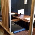 KollaBo 中目黒店 - 掘りごたつテーブル