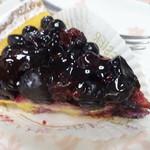 フロプレステージュ - 料理写真:3種のベリータルト:313円