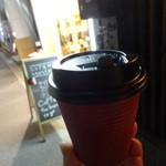 ニシナ屋珈琲 - テイクアウトコーヒー:200円