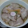 中華そば 島風 - 料理写真:チャーシュー中華そば 大盛り