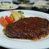 ミヤヒル36ゴルフクラブ - 料理写真:牛ロースステーキ