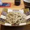 一東庵 - 料理写真:お任せ3種の蕎麦と天ぷら
