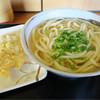 鳥越製麺所 - 料理写真:かけの大  とり天