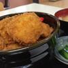 地魚食道 瓢 - 料理写真:ブリカツ丼