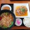 福源 - 料理写真:日替わり(油淋鶏)
