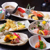 築地すし - 料理写真:◆松コース◆お刺身、焼物、寿司など宴会、食事会、接待、歓送迎会に。基本をしっかり押さえた9品◆