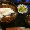 五平田・蔵 - 料理写真:ソースかつ丼