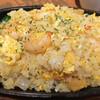 ナカジマ - 料理写真:ぷりっぷり海老のえびピラフ\(^o^)/
